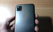 Leaked Google Pixel 4a live images confirm punch hole design