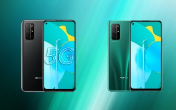 New Honor 30S 5G press renders confirm design, 40W wired fast charging also incoming