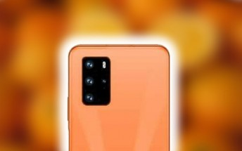 Honor 30S to arrive in White and Orange, leaked renders reveal