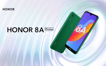 Honor 8A Pro gets rebranded to Honor 8A Prime in Russia