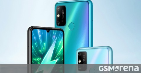 Honor Play 9A unveiled with 5,000mAh battery and Android 10