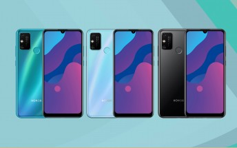 Honor Play 9A specs and design leak