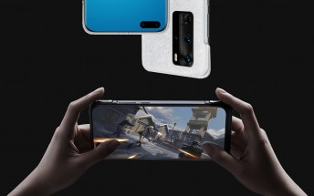 Huawei unveils gaming and glamour cases for Huawei P40 Pro, wireless charging case for P40