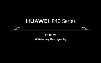 Watch the Huawei P40 series debut live here