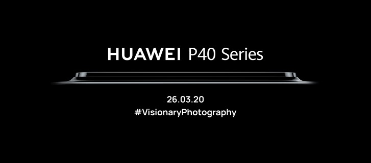 Huawei P40 launch date confirmed once again, will have a massive camera bump