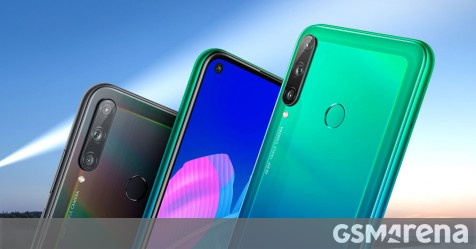 Huawei P40 Lite E launches in Europe as the cheapest P40 family member