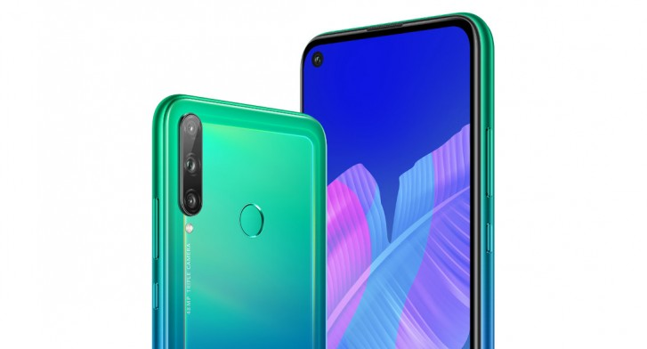 Huawei P40 Lite E launches in Europe, a rebadged Y7p for €160 or so