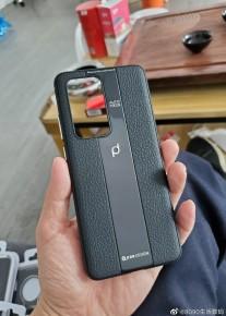 Unofficial Huawei P40 Porsche Design case