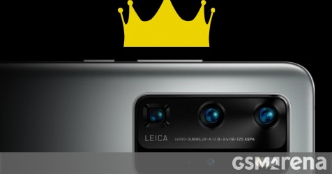 Huawei P40 Pro's rear and front cameras post the high scores in DxOMark's tests