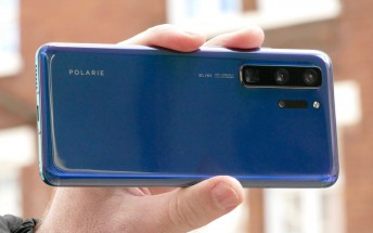 Huawei P40 early prototype hands-on reveals design