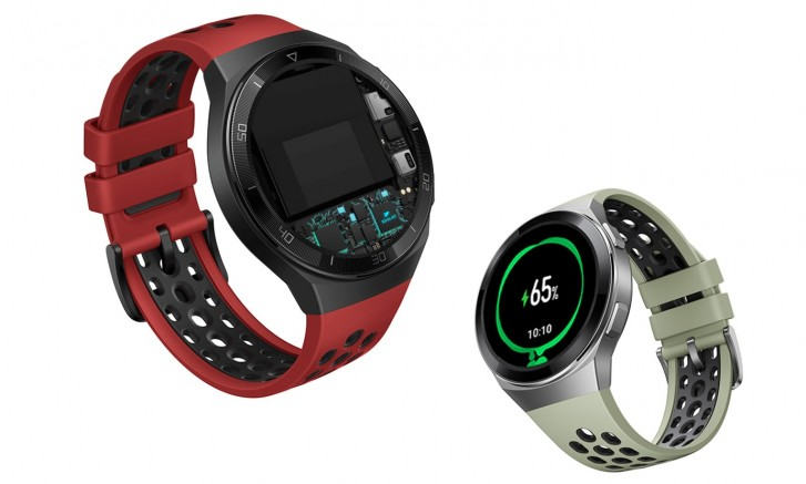 Huawei Watch GT 2E Gets Sportier Look & Affordable Price.