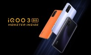 iQOO 3 now available for purchase