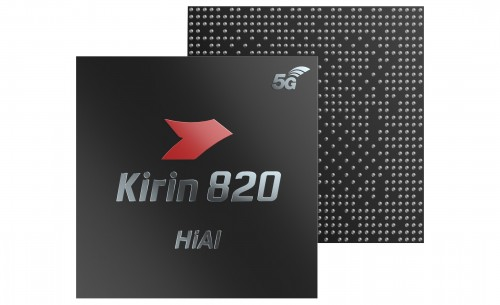 Honor officially confirms the Honor 30S will use the Kirin 820 chipset, talks about its 5G modem