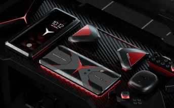 Lenovo's Legion gaming phone to charge at 55W, gamepad accessories teased