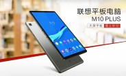 "Lenovo M10 Plus arrives with Helio P22T SoC, 10.3"" screen, and 7,000 mAh battery"