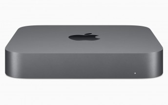 Apple doubles the storage on the Mac mini