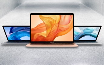 Apple refreshes MacBook Air with quad-core CPUs, scissor keyboard and lower price