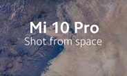Xiaomi launched the Mi 10 Pro's 108MP camera into space in its latest ad