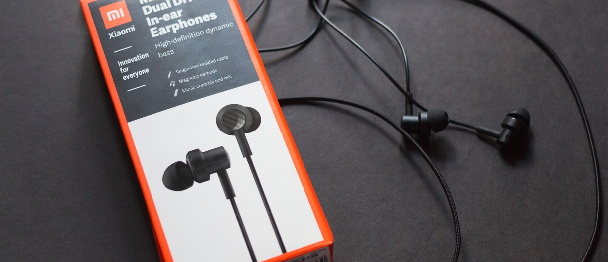 Mi Dual Driver In Ear Earphones Review Gsmarena Com News
