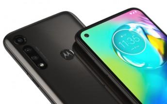 Renders of Moto G8 Power Lite leak with triple cameras in textured black