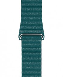 Modern Buckle leather straps