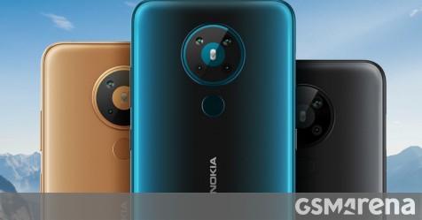 Nokia 5.4 to come with a punch hole display, memory and color options detailed - GSMArena.com news - GSMArena.com
