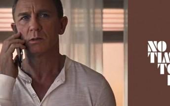 New James Bond movie trailer shows the Nokia 8.2 5G