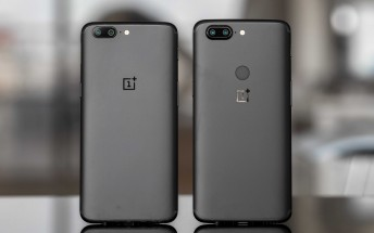 OnePlus 5 and OnePlus 5T get an update