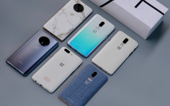 OnePlus shares unreleased marble 7T, more 6 color options