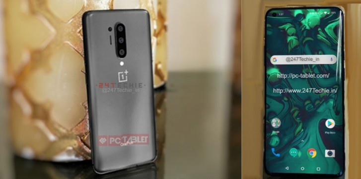 Alleged OnePlus 8 Pro photos surface along with additional info for the three models