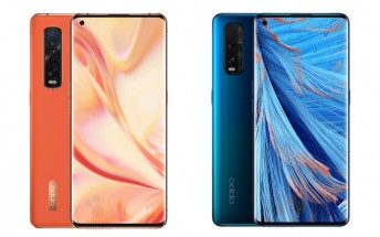 Oppo Find X2 and Find X2 Pro full specs and press images leak, pricing too