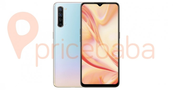Oppo Find X2 Lite incoming, looks like Reno3 Youth