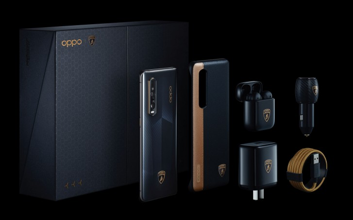 Oppo Find X2 Pro Lamborghini Edition debuts with lavish styling, eye-watering price