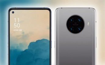 Oppo Reno Ace 2 leaked image confirms four cameras in a circular setup
