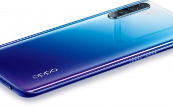 Oppo Reno3 goes global with MediaTek P90 and 48MP main cam