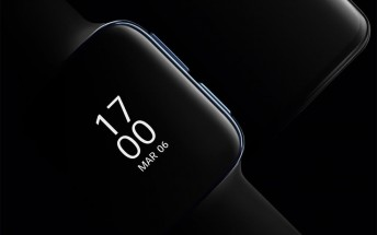 Oppo Watch teasers reveal display specs