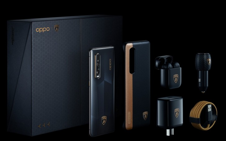 Oppo Watch is up for sale, Find X2 Lamborghini joins the party