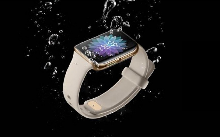 Oppo Watch is here with curved AMOLED display, Wear OS and ECG sensor