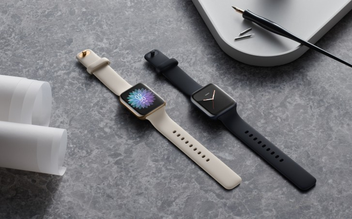 ColorOS-powered Oppo Watch