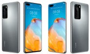 Huawei P40 and P40 Pro press renders leak, P40 Premium to have two telephoto cams
