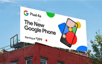 Google Pixel 4a price revealed