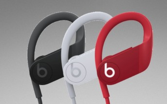 Apple Powerbeats 4 leak in press renders, will come with familiar design