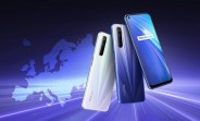 Realme 6, 6i and C3 arrive in Europe and are available for pre-order, shipping starts in April