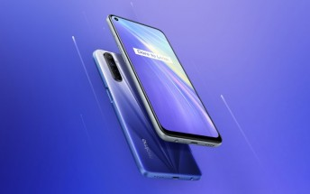 Realme 6 gets its first software update with 120 FPS slow-mo for front camera