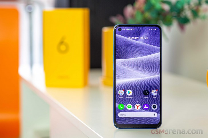 Realme 6 in for review