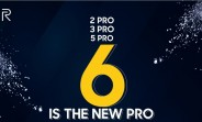 Realme 6 will be the new Pro so expect a price hike