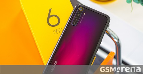 Realme 6 Pro in for review