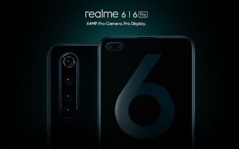 Watch the Realme 6 and 6 Pro announcement live here