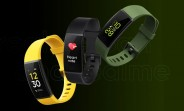 Realme Band unveiled with HR monitoring, notifications and 10-day battery life