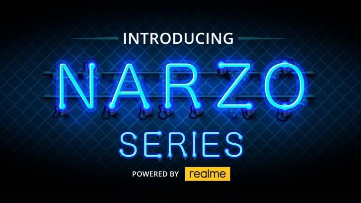 تم تأكيد المواصفات لـ Realme Narzo 10 و Narzo 10A في 26 مارس